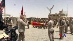 美國海軍陸戰隊重返阿富汗動盪省份 (粵語)
