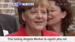 Forbes: Thủ tướng Đức là phụ nữ quyền lực nhất thế giới (VOA60)
