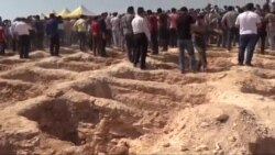 Turska: Sahrana žrtava masakra