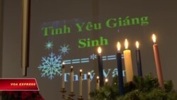 Cộng đồng người Việt đón Giáng sinh