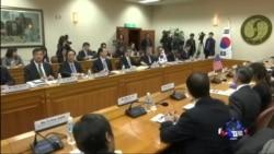 朝鲜发射导弹意在回应美韩军演