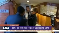 Abidjan détaille les chefs d'accusations contre Guillaume Soro