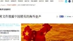 VOA连线: 台湾天下杂志参与调查太子党海外资产