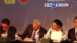 Manchetes Africanas 2 Junho 2017: ENI assina acordo bilionário com Moçambique