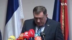 Dodik: Obustavljamo donošenje odluka u državnom parlamentu, Vijeću ministara i Predsjedništvu