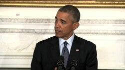 Obama aboga por unidad