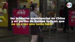 ¿Cómo se recuperan de la cuarentena ciudades de Asia y Europa?
