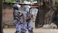 Manifestations au Togo malgré l'interdiction (vidéo)