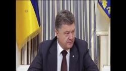 反政府力量逐出斯洛文斯克,烏總統下令升國旗