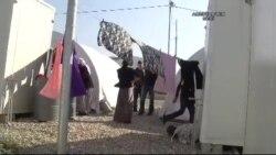 IŞİD'den Iraklı Yezidi Kadınlara Zulüm