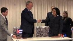 2016-12-13 美國之音視頻新聞: 谷歌與古巴政府簽署合作協議