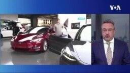 Компания Hertz заказала сто тысяч электромобилей Tesla