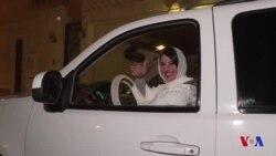 Des Saoudiennes au volant après la fin de l'interdiction (vidéo)