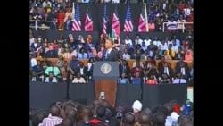 2015-07-26 美國之音視頻新聞:奧巴馬發表演說結束訪問肯尼亞