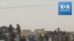 Les forces du régime syrien arrivent dans la ville d'Ain Issa