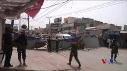 巴基斯坦自殺炸彈襲擊至少六人喪生 (粵語)