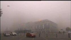 2013-10-22 美國之音視頻新聞: 哈爾濱連續三天出現重度霧霾