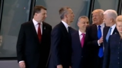 Tramp odgurnuo premijera Crne Gore