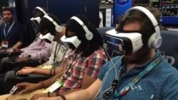 Virtual Reality at the Movies