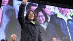 Taiwan President-elect to Face 'Ominous' China