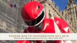 Parade Thanksgiving 2015