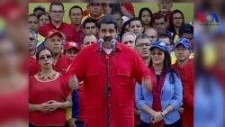 Maduro echa culpas a Obama por crisis venezolana