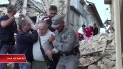 Động đất mạnh ở Ý, hơn 70 người chết