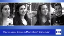 How Do Young Cuban-Americans Self-identify?