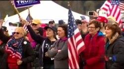 У США пройшли десятки демонстрацій на підтримку Дональда Трампа. Відео