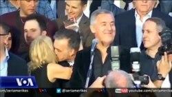 Gjukanovi zgjidhet president i Malit të Zi