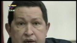 查韋斯從古巴返回委內瑞拉