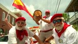 美国万花筒:海明威模仿大赛海明威获胜