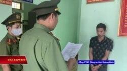 Truyền hình VOA 15/4/21: Việt Nam bắt nghi can đưa người Trung Quốc nhập cảnh trái phép