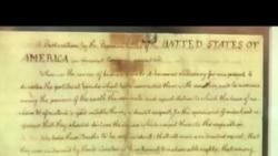 SAD: Dokumenti o prelomnicama američke povijesti