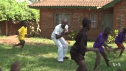 Capoeira for Peace in the Central African Republic