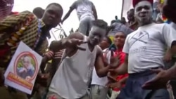 Kinshasa ku Murwa Mukuru wa Congo Bishimiye Intsinzi ya Félix Tshisekedi