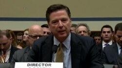 Сведочење на поранешниот директор на ФБИ Џејмс Коми во Конгресот
