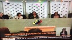 Posponen elecciones en Venezuela
