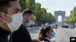 16 Mayıs 2020 - Paris, Fransa