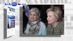 Bà Clinton tung quảng cáo công kích ông Trump (VOA60)
