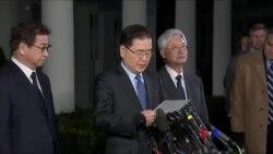 川普同意5月底以前在平壤與金正恩會面