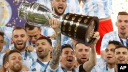 بازیکنان تیم ملی فوتبال آرژانتین