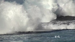 Hawaii Prepares for Possible Tsunami