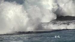 Hawaii Prepares for Possible Tsunami