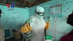 کاهش مبتلایان به ابولا در لیبریا