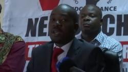 Zimbabwe Opposition Leader Nelson Chamisa: I'm Dead Already