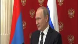 普京指責烏克蘭選擇恐怖放棄和平
