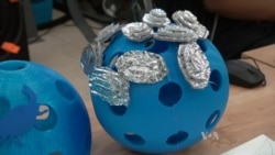 Budding Young Inventors Tackle City's Problems with 3-D Printing