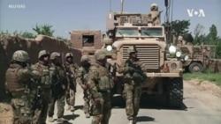 美國9月11日前從阿富汗全部撤軍