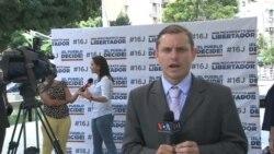 María Corina Machado dice que todo está listo para plebiscito